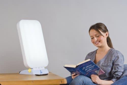 Tageslichtlampe Test - Davita - 01