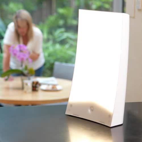 Tageslichtlampe Test - Lumie Brazil - 04
