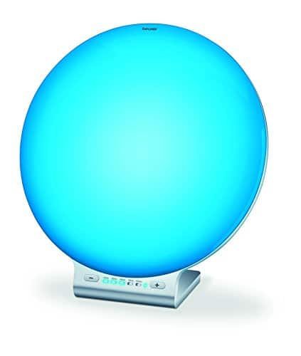 Tageslichtlampe Test - Beurer TL 100 - 04